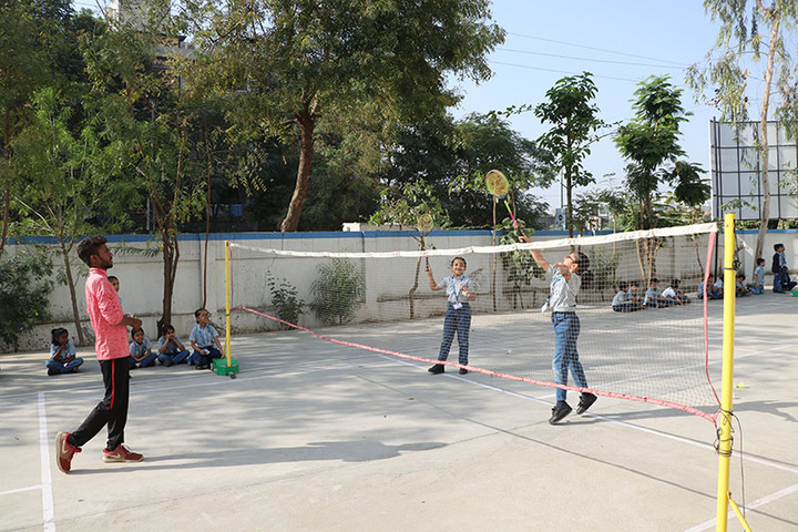 Zebar School For Children-Badminton
