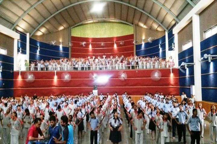 Zen School-Auditorium