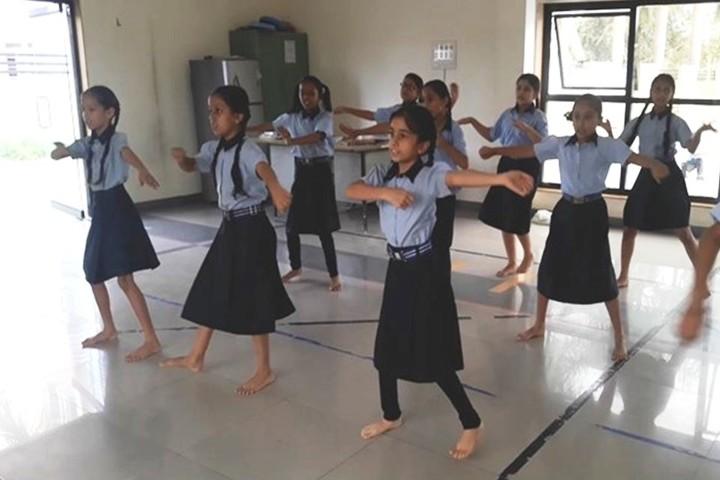 Zen School-Dancing Room