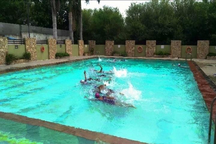 Zen School-Swimming Pool