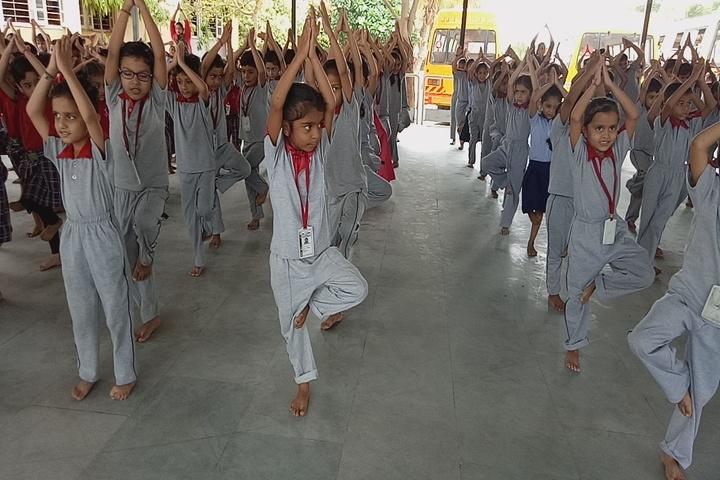 Zen School-Yoga Day