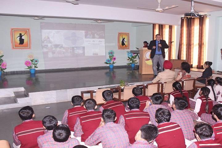 Anil Kumar DAV Public School-Auditorium
