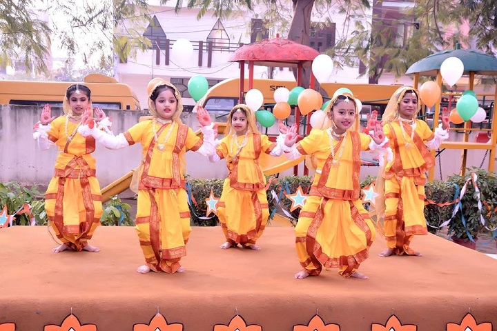 Anil Kumar DAV Public School-Classical Dances