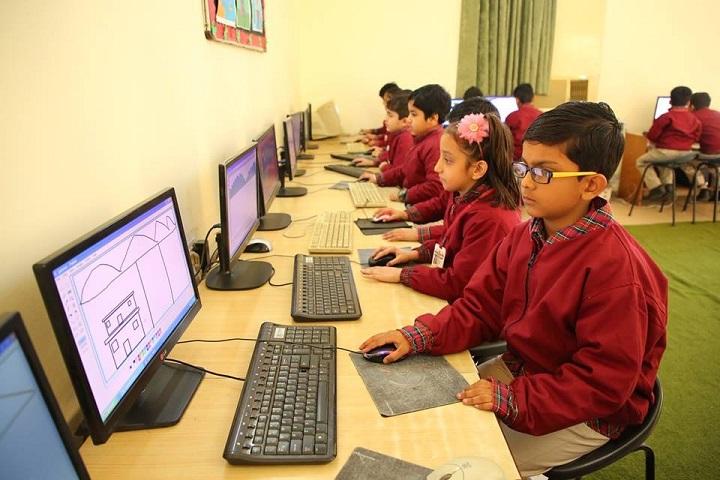 Anil Kumar DAV Public School-Computer Lab