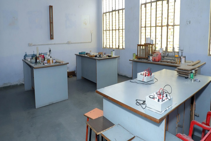 A P Garg Public School-Physics Lab
