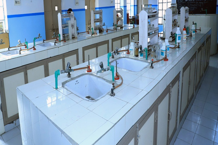 A P Garg Public School-Chemistry Lab