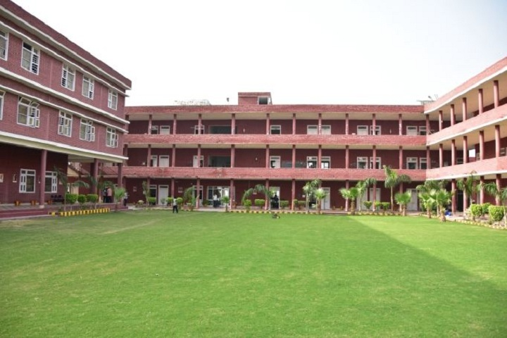 A V International Public School-Campus View