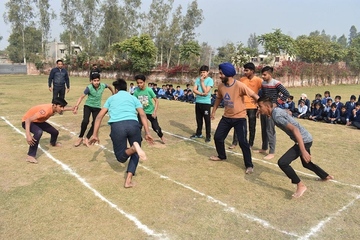 A V Vidyamandir-Sports
