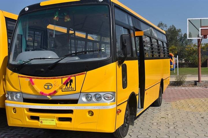 A V Vidyamandir-Transport