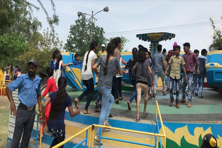 A XavierS International School-Fun area