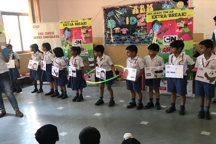 A B M Public School-Play class