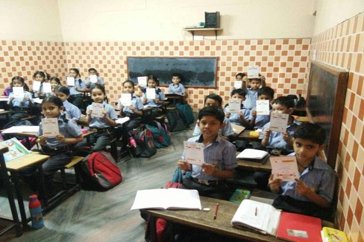 A D Senior Secondary School-Classroom