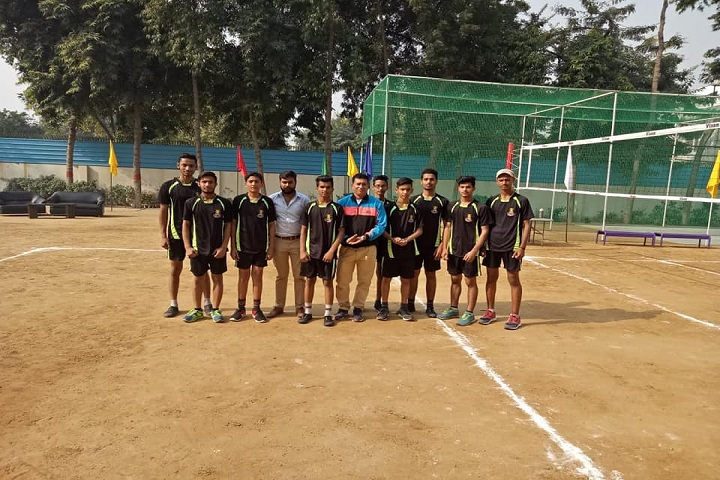 A D Senior Secondary School-Games