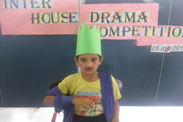 Aadhar International Public School-Drama