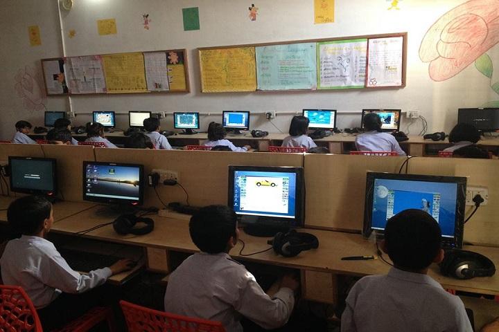 Aadharshila Public School-Computer Lab