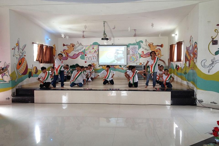 Aadharshila Public School-Events
