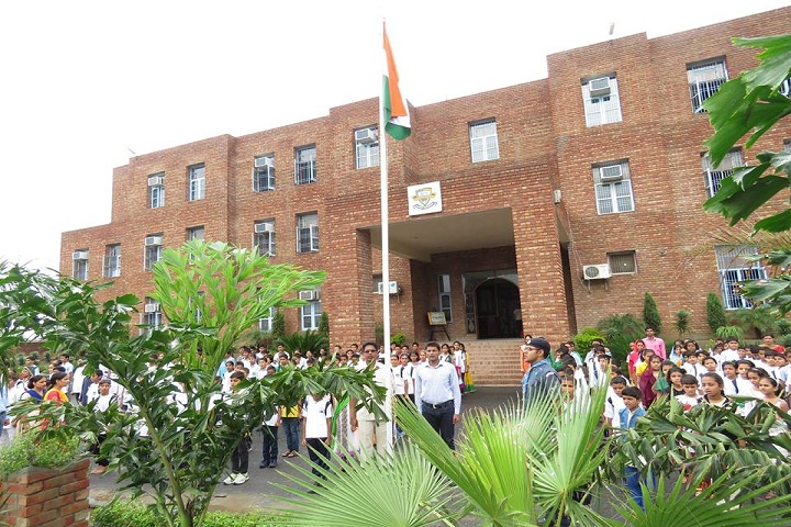Aadharshila Public School-National Day Celebration