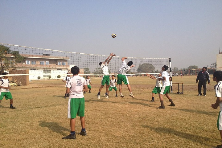 Aadharshila Public School-Sports