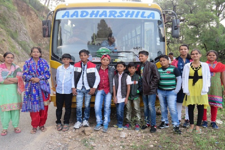 Aadharshila Public School-Transport
