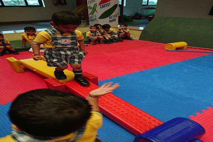 Aakash International School-Play Classroom