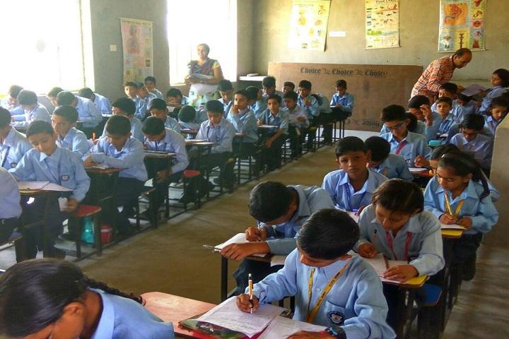 Aastha International Public School-Classroom