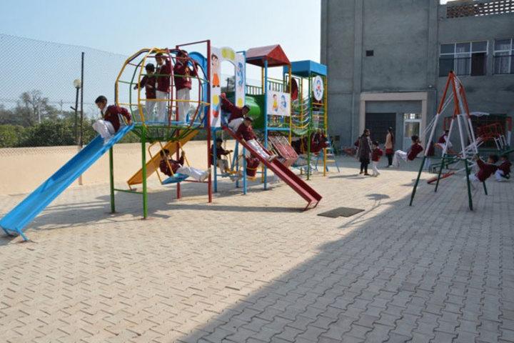 Aastha International Public School-Kindergarten Section