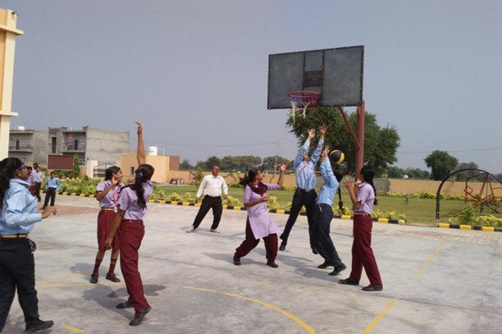 Aastha International Public School-Sports