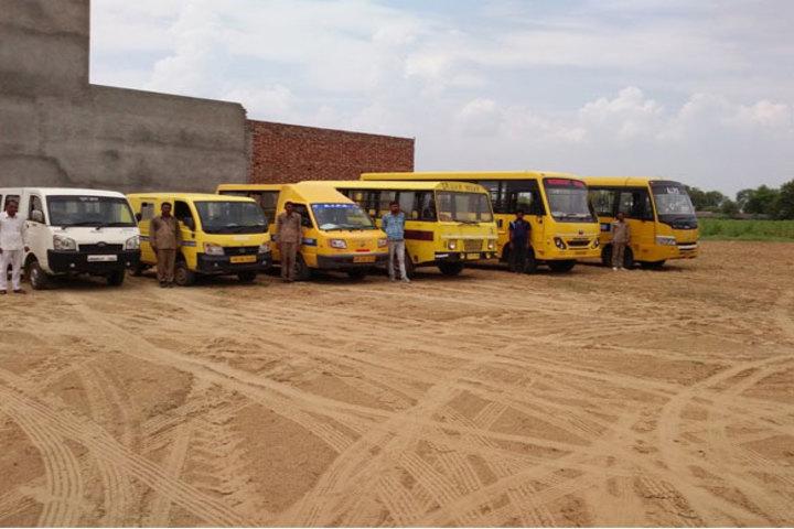 Aastha International Public School-Transport