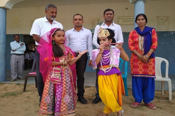 Aastha Public School-Events-2