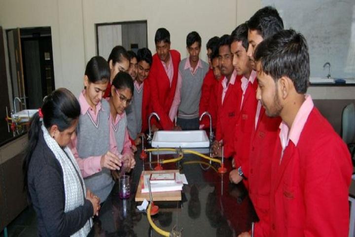 Acme International School-Chemistry Lab