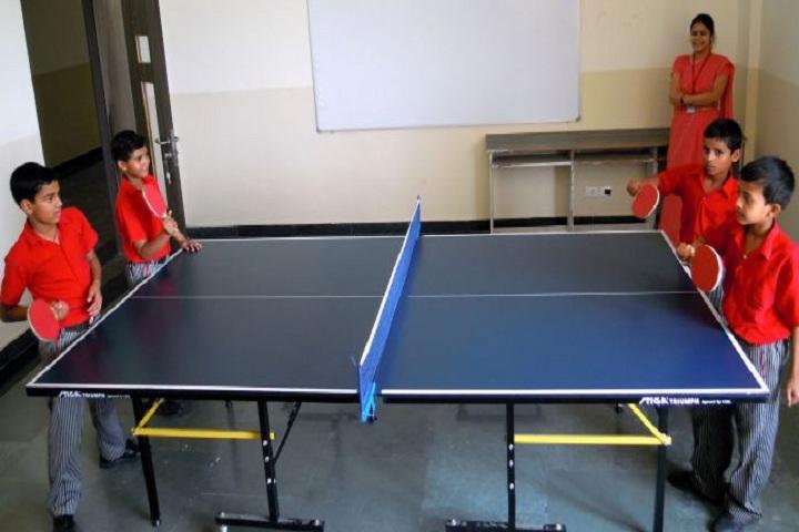 Acme International School-Indoor Games