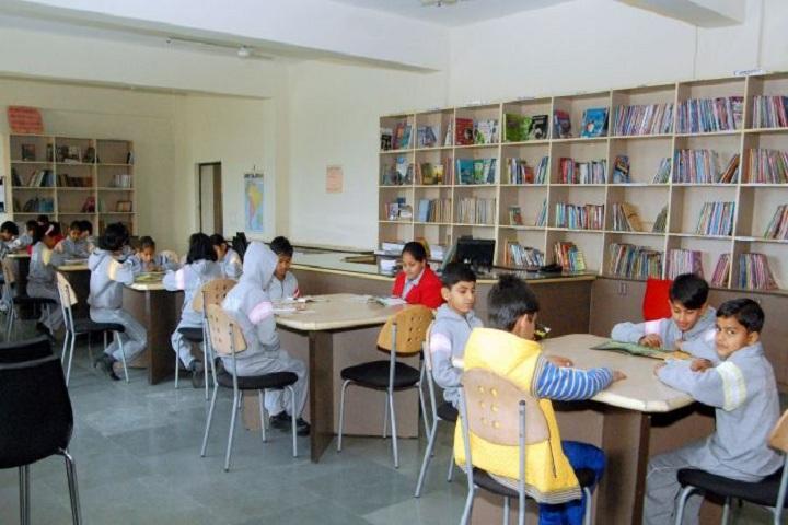 Acme International School-Library