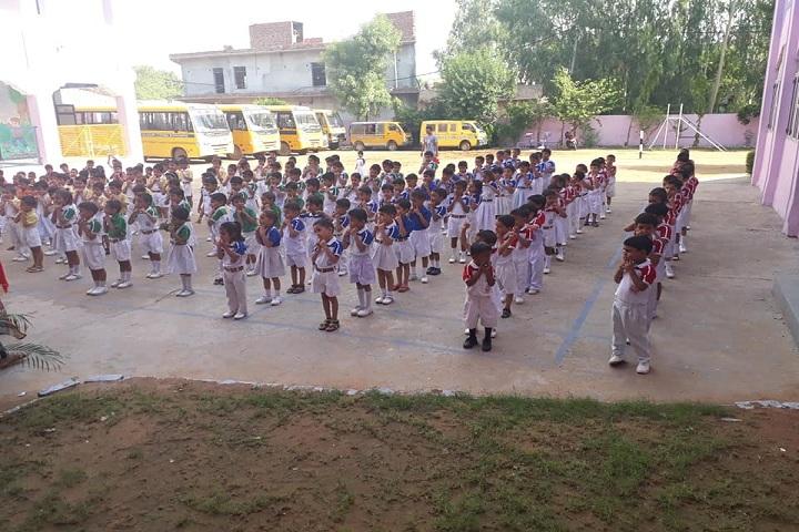 Adarsh Public School Charkhi Dadri-Prayer hall