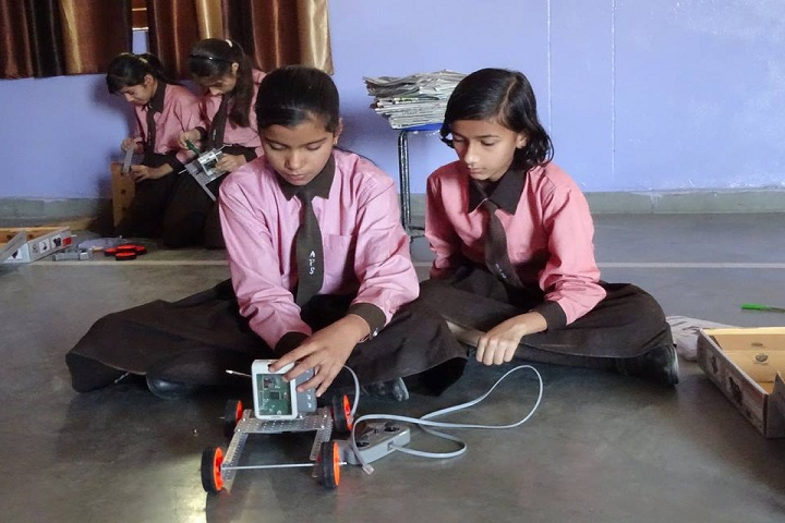 Adarsh Public School Charkhi Dadri-Project