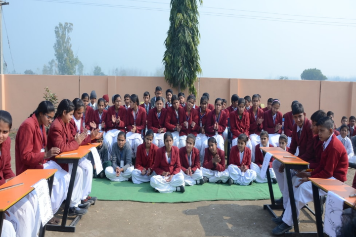 Adarsh Public Senior Secondary School-Events-Activity