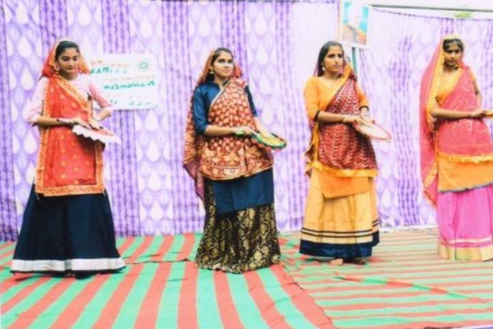 Adarsh Public Senior Secondary School-Events-Dance Program