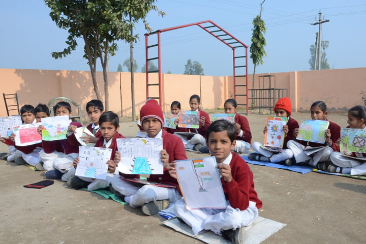 Adarsh Public Senior Secondary School-Events-Drawing Competition