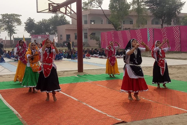 Adarsh Senior Secondary School-Cultural Dance