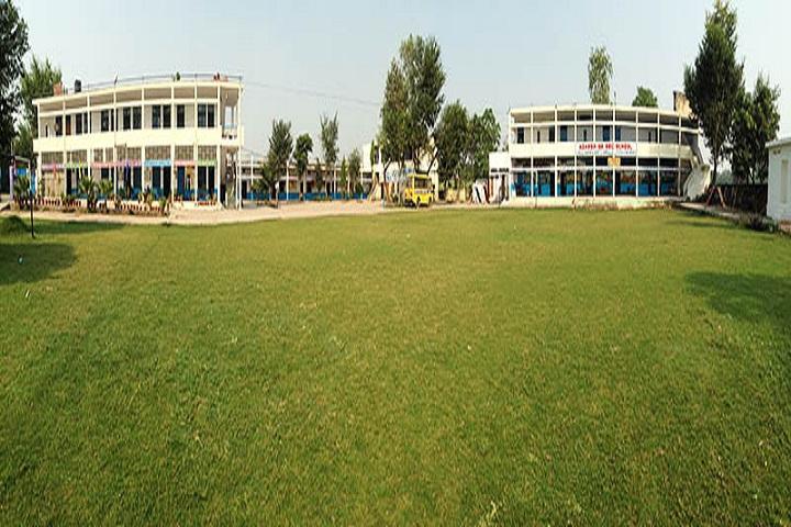 Adarsh Senior Secondary School-Campus View