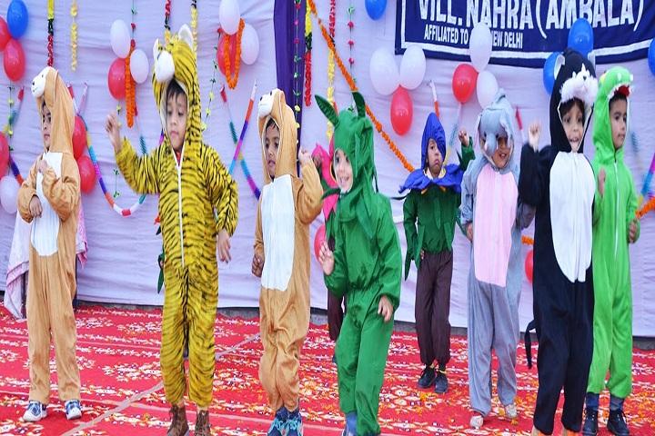Adarsh Senior Secondary School-Kids Events