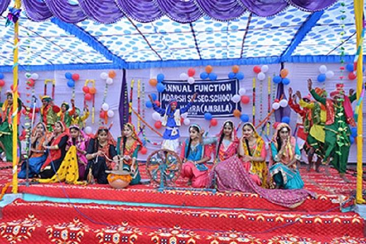 Adarsh Senior Secondary School-Events