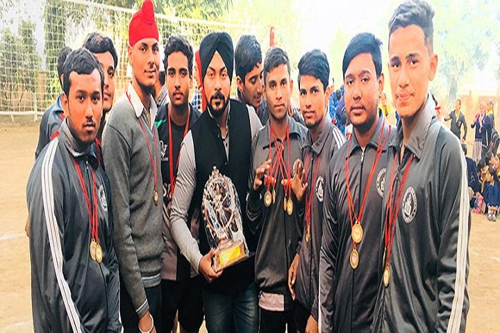 Adarsh Senior Secondary School-Sports Team