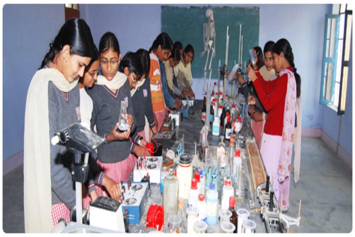 Adarsh Senior Secondary School-Chemistry Lab