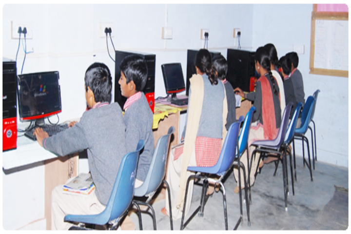 Adarsh Senior Secondary School-Computer Lab