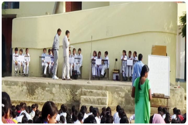 Adarsh Senior Secondary School-Quiz competition