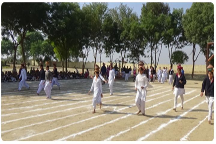 Adarsh Senior Secondary School-Sports Day