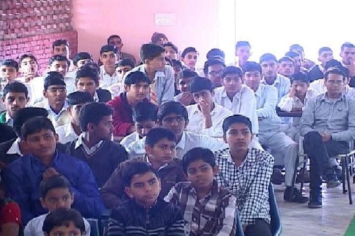 Adarsh Senior Secondary School-Students