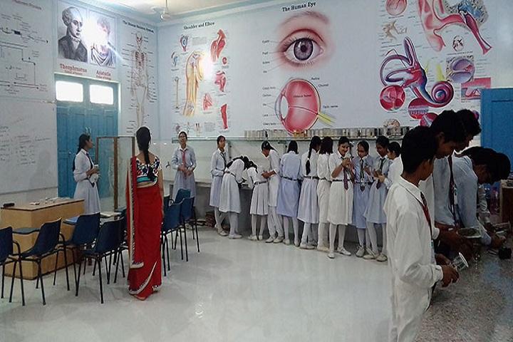 Adarsh Senior Secondary School-Biology Lab