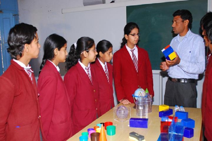 Adarsh Senior Secondary School-Mathematics Lab