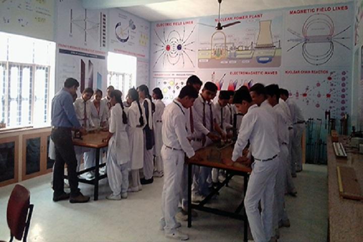 Adarsh Senior Secondary School-Physics Lab